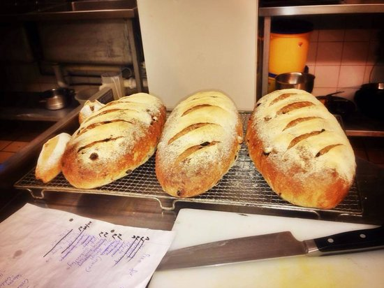 99 Bar Kitchen Freshly Baked Bread From The