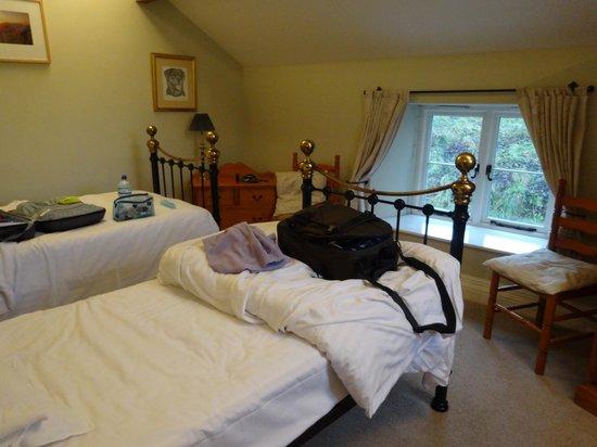 Rushop Hall: Bedroom