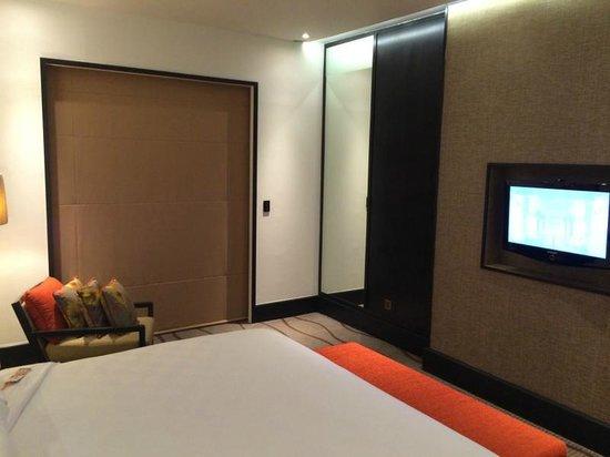 Sama-Sama Hotel KL International Airport: Bedroom