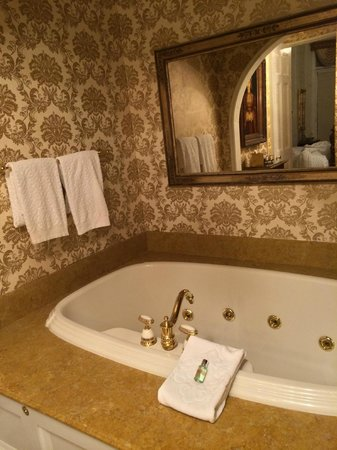 The Chanler at Cliff Walk: Jacuzzi