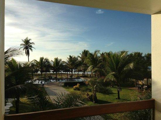 Villa Da Praia Hotel: A view from my room