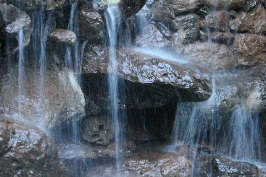 The Gables: Waterfall