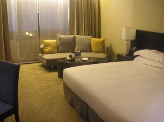 Sheraton Grand Taipei Hotel: The room