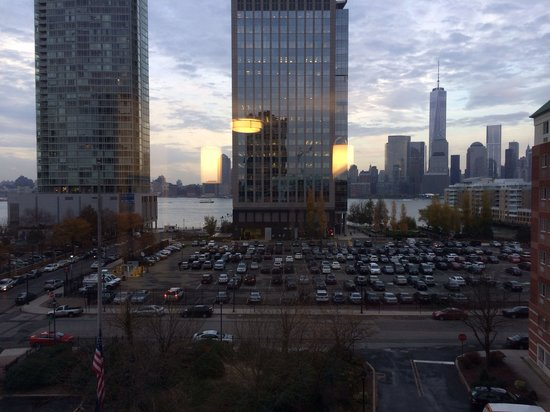 Candlewood Suites Jersey City : View from Room 630