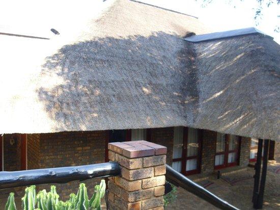 Bakubung Bush Lodge: Lodge