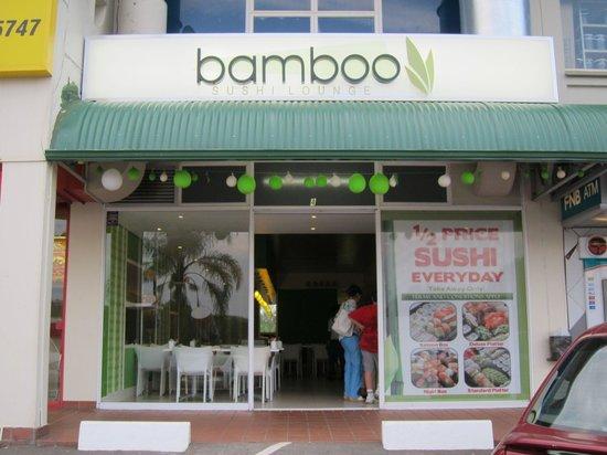 Bamboo sushi lounge Durban North branch
