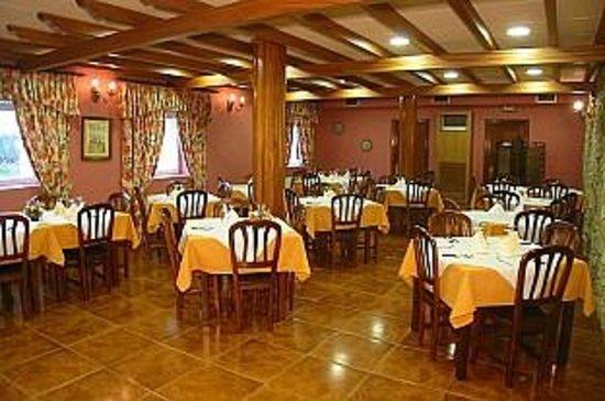 Hostal y Restaurante FIMAR: comedor