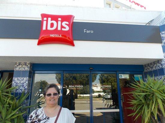 Hotel Ibis Faro: Faro/Potugal