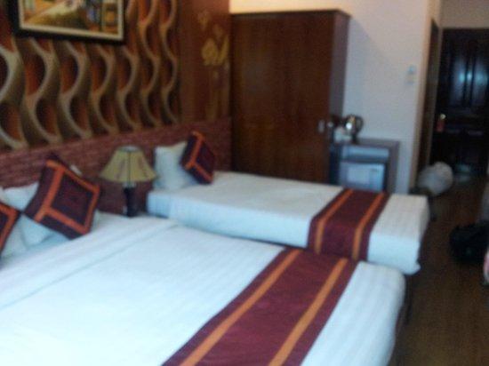 Hanoi Eclipse Hotel: номер