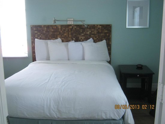 Hollywood Beach : Dormitorio