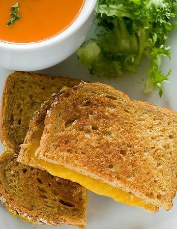 Arome café bistro : Grill cheese