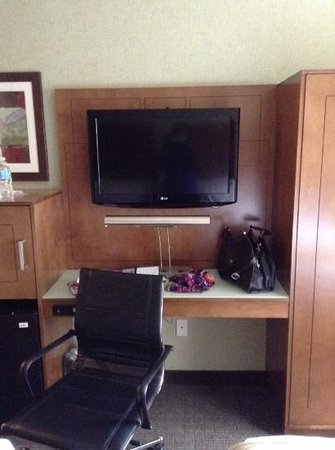 Holiday Inn Express New York - Manhattan West Side : Desk