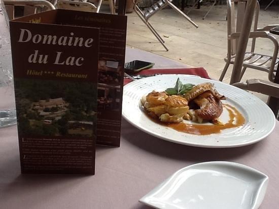 Hotel Restaurant Domaine du Lac Photo