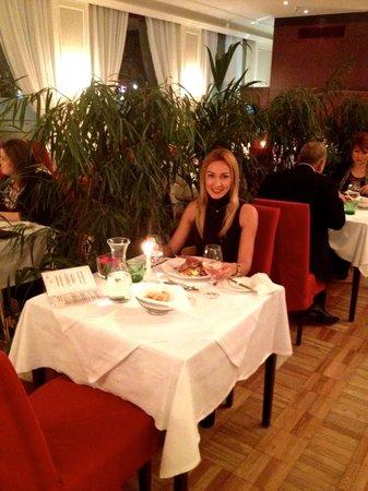 Kursalon Wien - Sound of Vienna: Ресторан