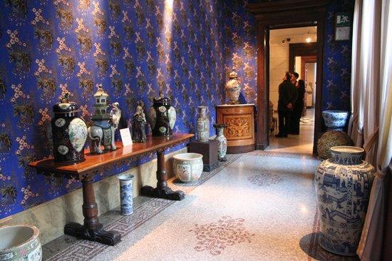 Palazzo Morando: cineserie