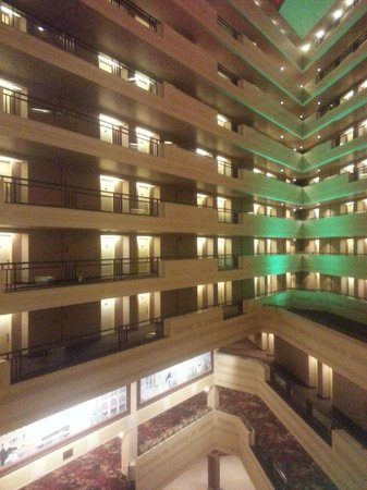 Sheraton Springfield at Monarch Place : отель