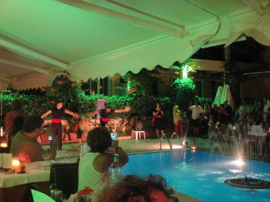 Hotel Telesilla: Serata a tema