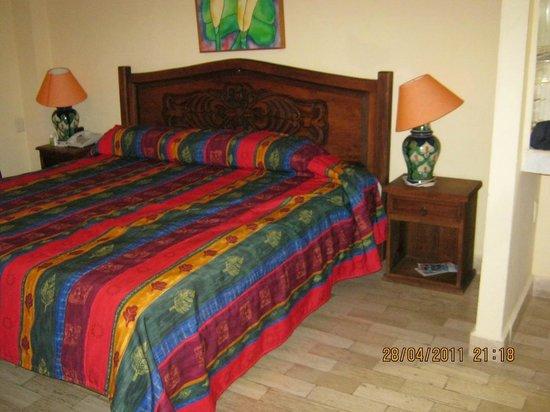 Calypso Hotel: Dormitorio