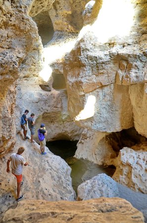 Sesriem Rest Camp: Sossusvlei-Canyon