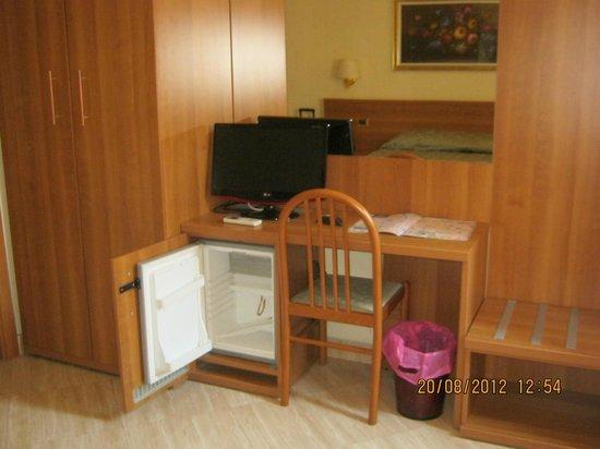 Hotel Náutico: Habitación