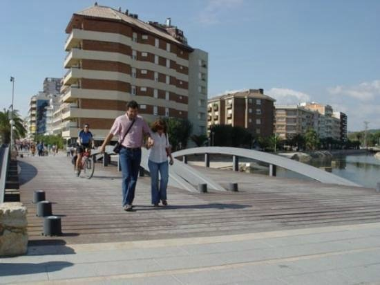 Playa de Calafell: Paseo 3