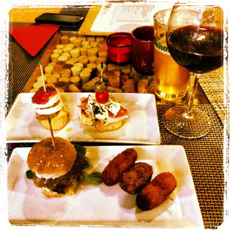 Ca'n Pintxo: Lunch