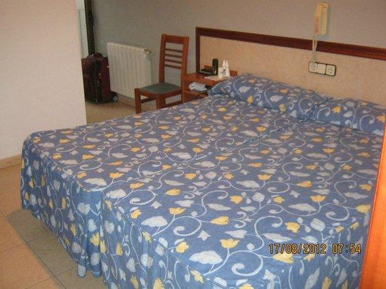 NH Oviedo Principado: Dormitorio