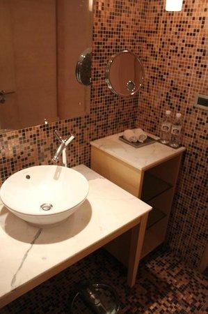 Le Meridien New Delhi: ванная