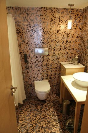 Le Meridien New Delhi : ванная комната