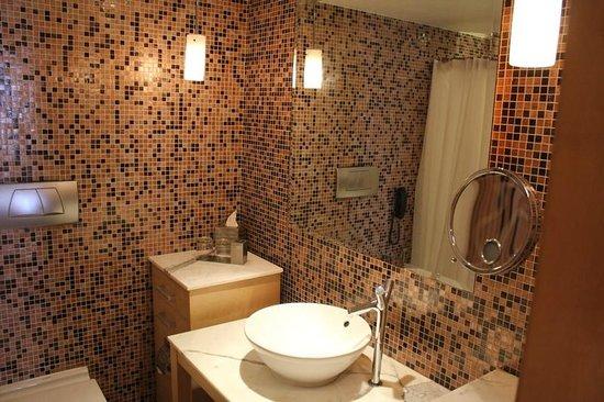 Le Meridien New Delhi : ванная