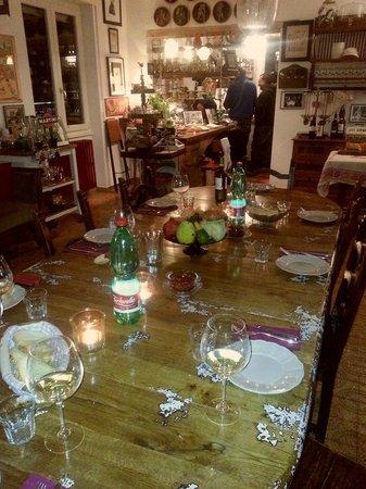 B&B Atmosfera di Stagione: La sala da pranzo