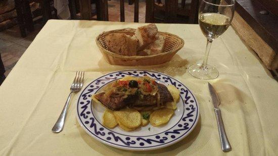 Taperia restaurante O Lagar