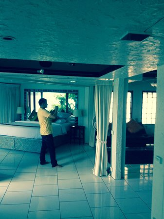 Patong Sunset Villa: Suite Room