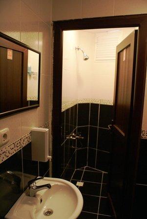 Metropolis Hostel: bathroom