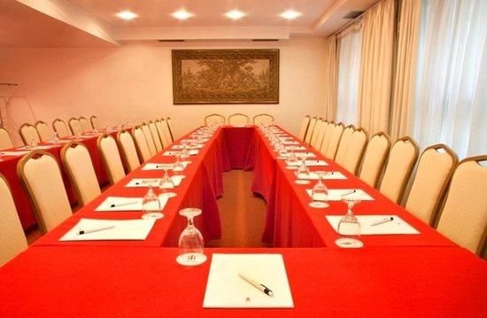 Ilissos Hotel: ΑΙΘΟΥΣΑ ΣΥΝΕΔΡΙΑΣΕΩΝ