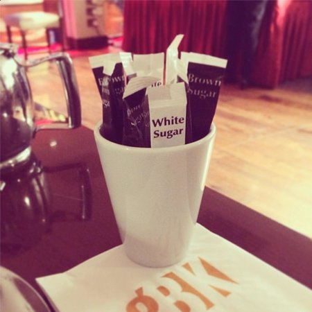 The George Limerick: Restaurant