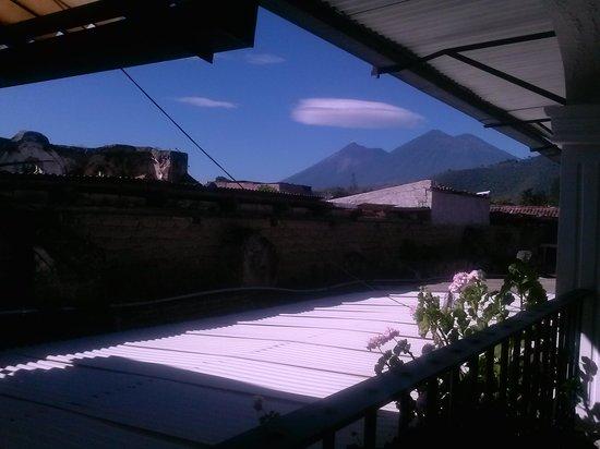 Hotel Posada Dona Luisa: vista segundo nivel