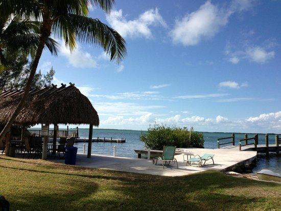 Coconut Bay Resort: Tranquil setting