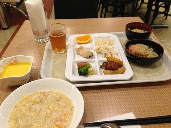 Hotel Cuore Nagasaki Ekimae: 朝食