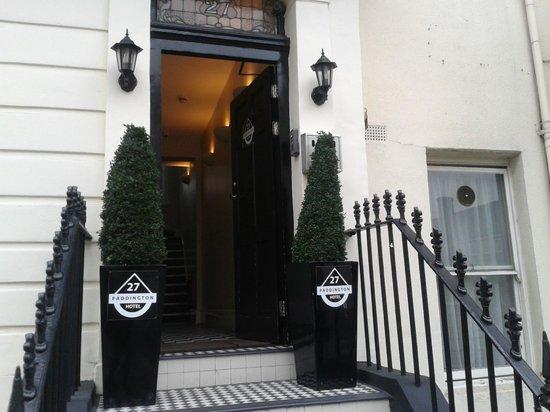 MStay 27 Paddington Hotel: hotel ingresso