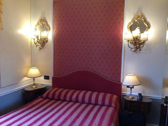 Arlecchino Hotel : Bedroom