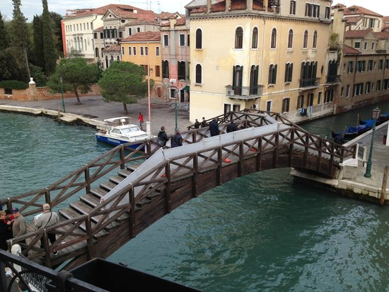 Arlecchino Hotel : View from room