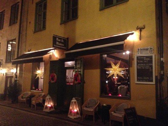 today 39 s menu picture of stockholms gastabud stockholm. Black Bedroom Furniture Sets. Home Design Ideas