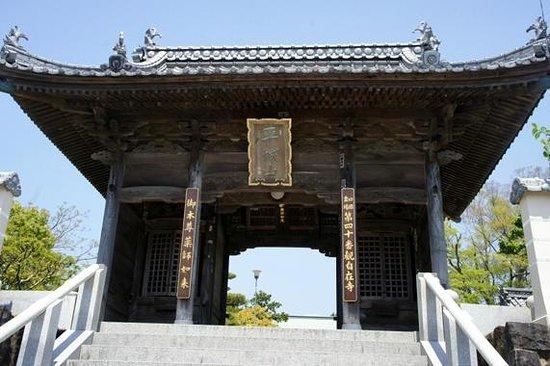 Kanjizaiji Temple : 山門