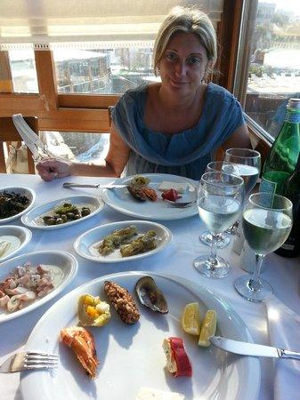 Lagoon Fish Restaurant: che bontà