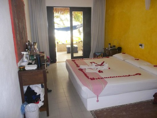 Hotel Cabanas Tulum : Nice rooms and a great staff!