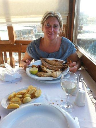 Lagoon Fish Restaurant: che bella grigliatina