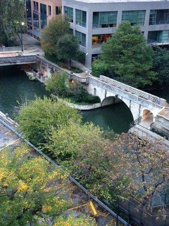 Riverwalk Plaza Hotel & Suites: View from room 6th floor