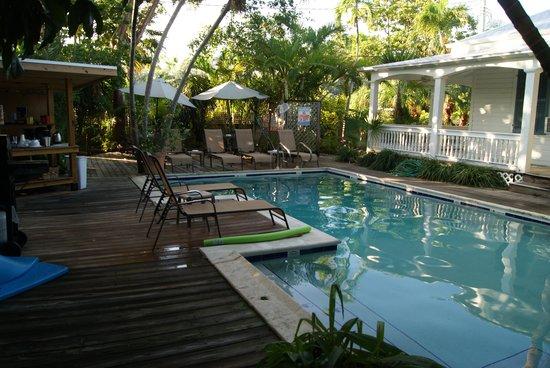 Papa's Hideaway: Pool