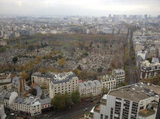 Pullman Paris Montparnasse : vue de la salle de sport